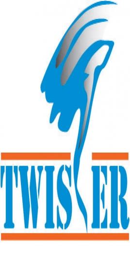 Exercices de Bras et de Coffre de 20KG HOMYY Power Twister Extenseur de Coffre de Ressort de Twister de Puissance pour l/épaule Ressort en Acier de Force